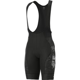 Alé Cycling PRR Skull Bib Shorts Men, negro